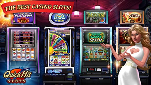 How to Play Quick Hit Slot Machine