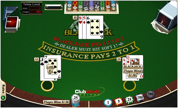 How to cheat the game of Blackjack
