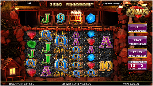 How to play Bonanza Slot Megaways at online casinos