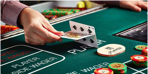 How to play online Baccarat at Canadian casinos