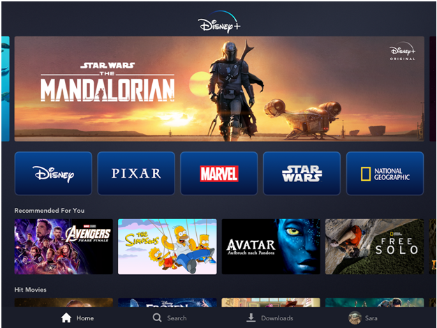 How to set up Disney+ on Android devices