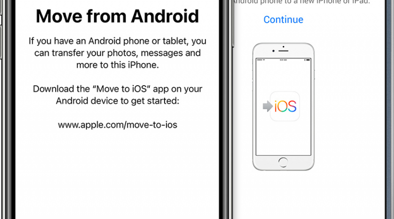 How to switch from Android to iPhone if you want