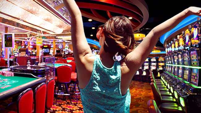 How you plan to spend time off the casino floor