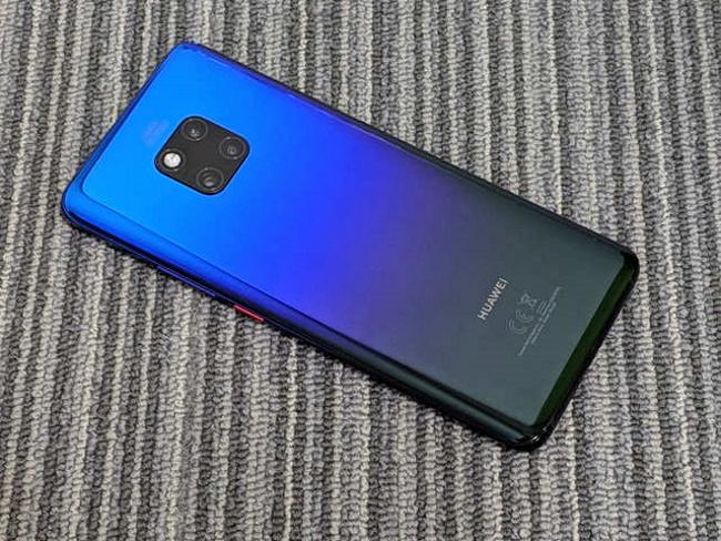 Huawei Mate 20 Pro Best Battery Life