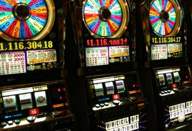 Important Components of the Slot Machine