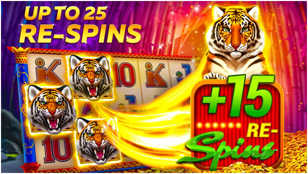 Free games and free spins