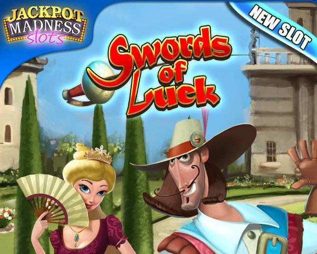 Jackpot madness games