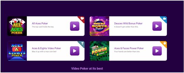 Jackpot city best poker site in Canada