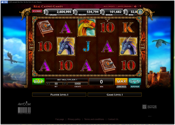 Jackpot Dreams Casino Game