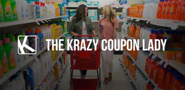 Krazy Coupon Lady coupon