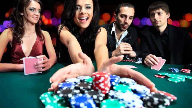 Listen to other gamblers