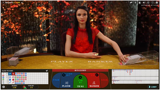 Live Baccarat At Canadian Casinos