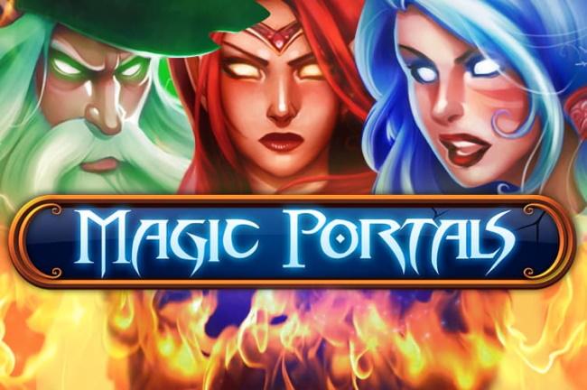 Magic Portals by NetEnt