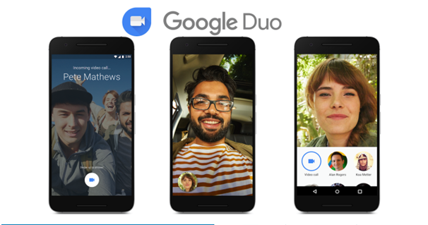 Making Free calls with Google Duo