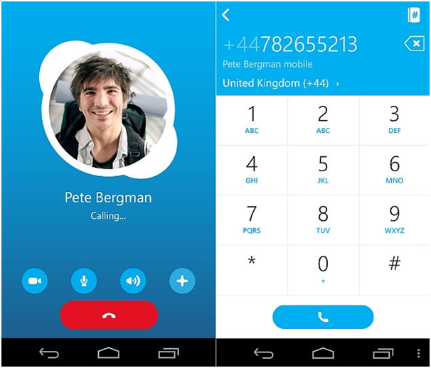 Make free calls with skype Canada