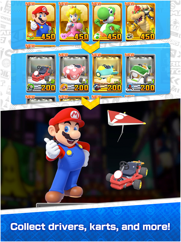 Mario Kart Tour Game App Download for Android