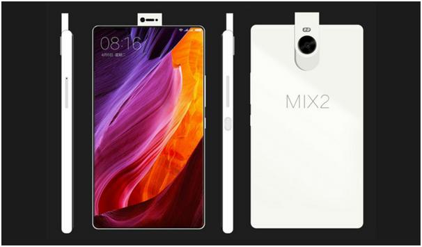 Mi Mix 2 s