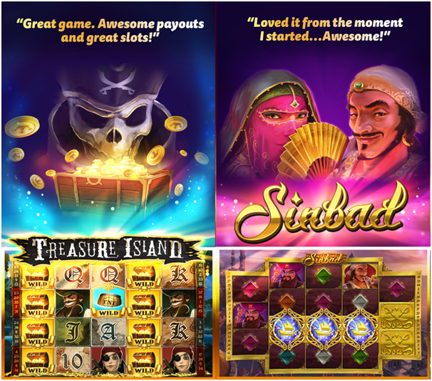 Mirrorball slot games