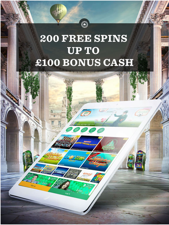 Mr Green Casino- Bonuses