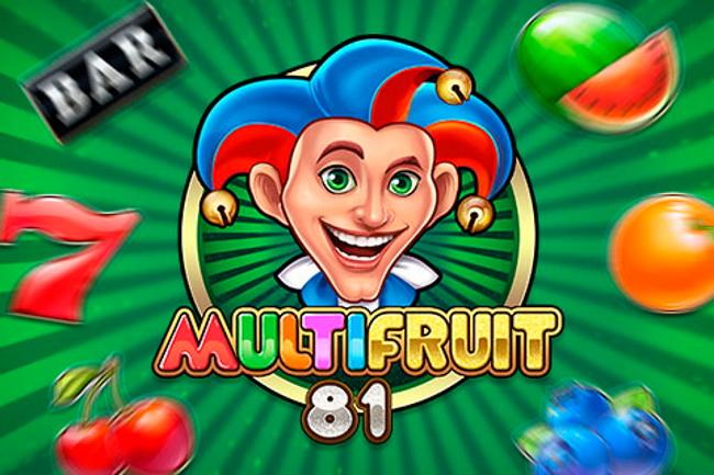 Multifruit81 by Play'n GO