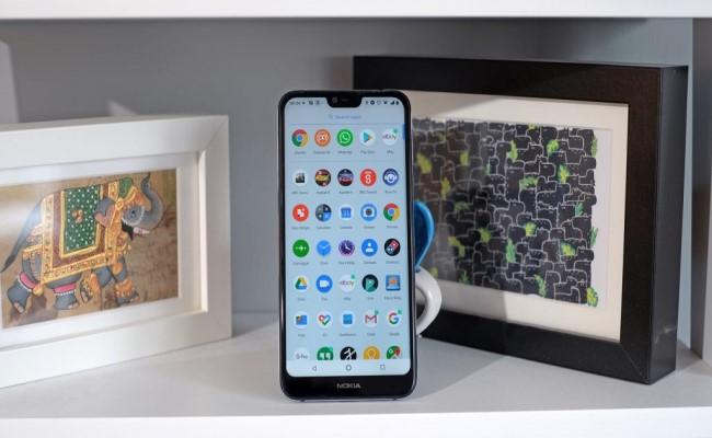 Nokia 7.1: Best Budget Phone = 4 Best Smartphones