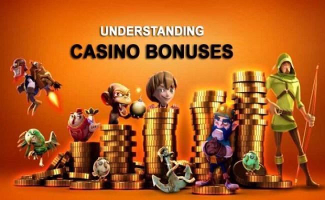 Online Slot Games Bonuses