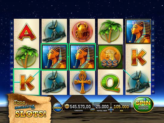 Pharoah's Way slot games