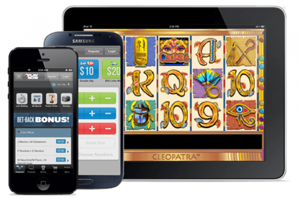 Play Now Android Casino