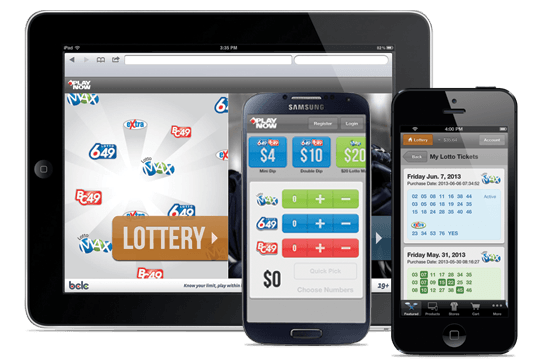 Play Now Android Lottery games