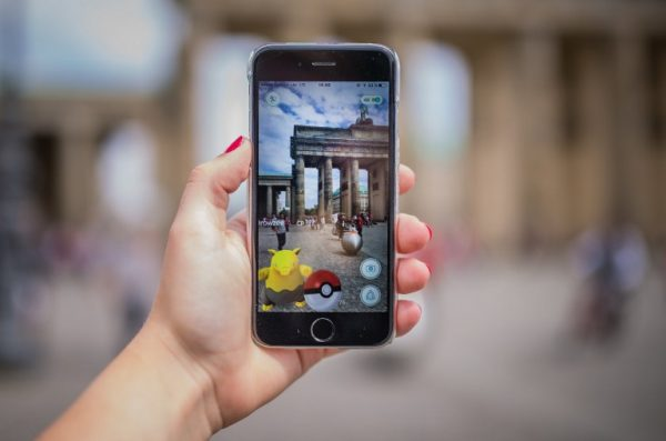 Pokémon GO mobile