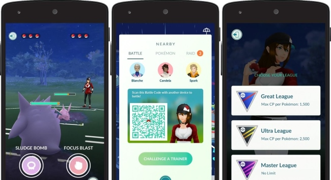 Pokemon Go and other Niantic Games
