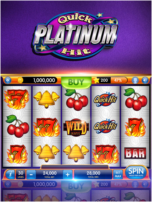 Quick Hit Slots- Games