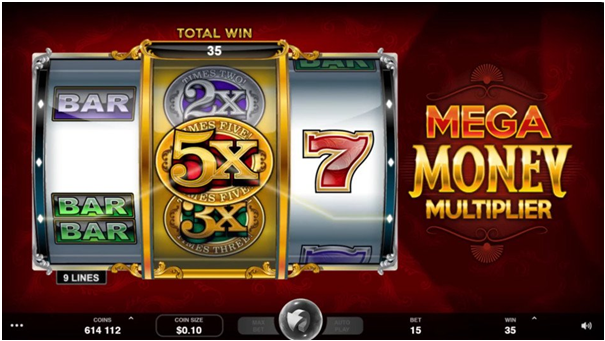 Multipliers in Real Money Slot