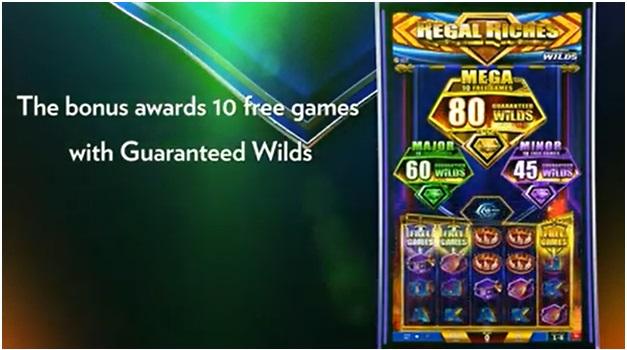 Regal RIches free games