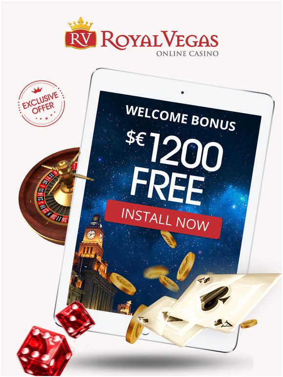 Royal Vegas CAD Bonus