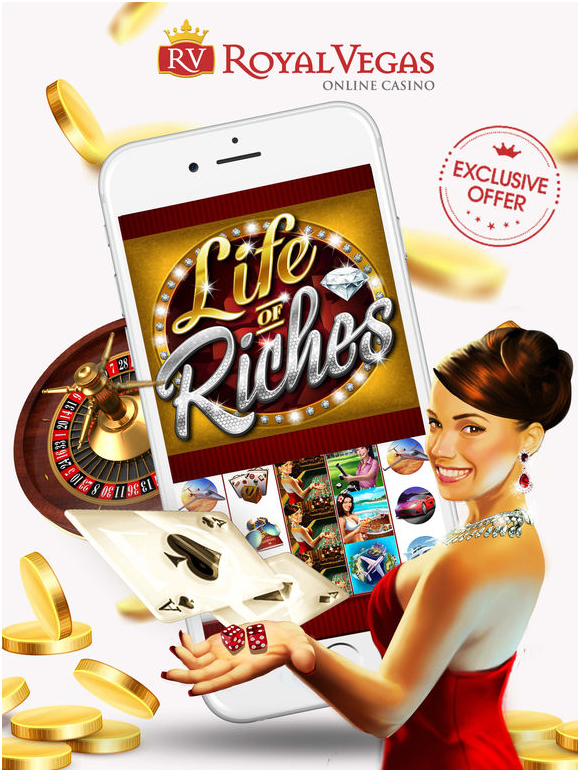 Royal Vegas Casino Games CAD Loyalty
