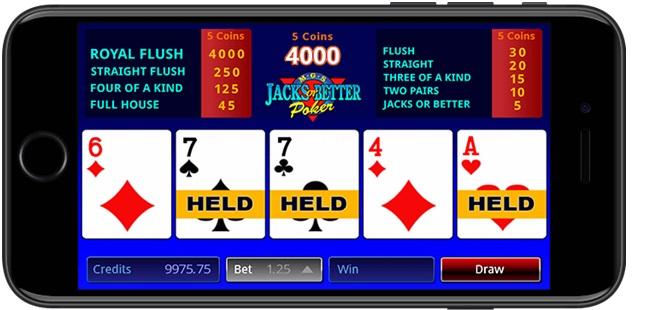 Royal vegas poker