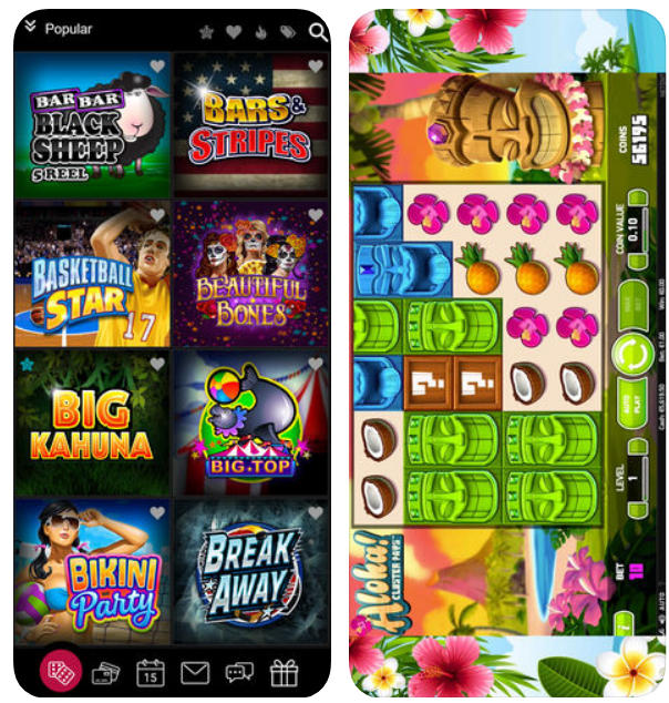 Ruby Fortune Casino Slots for Android Cell phone