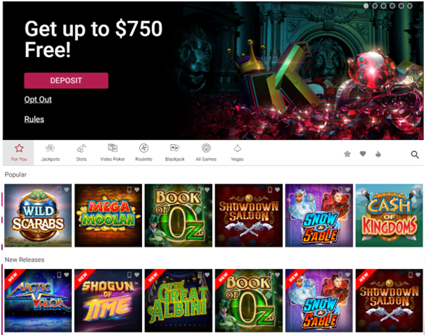 Ruby Fortune Casino Slots for Android Games