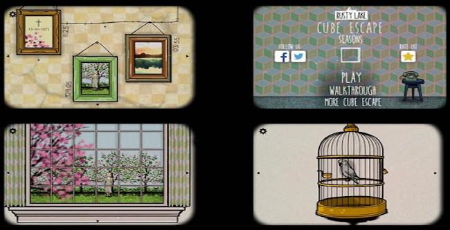 Rusty Lake (Cube Escape) series
