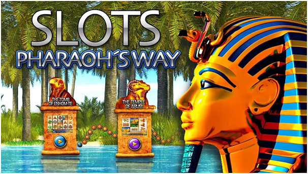 Pharoah's Slot game