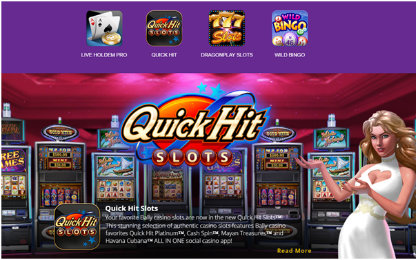 Scientific games slots