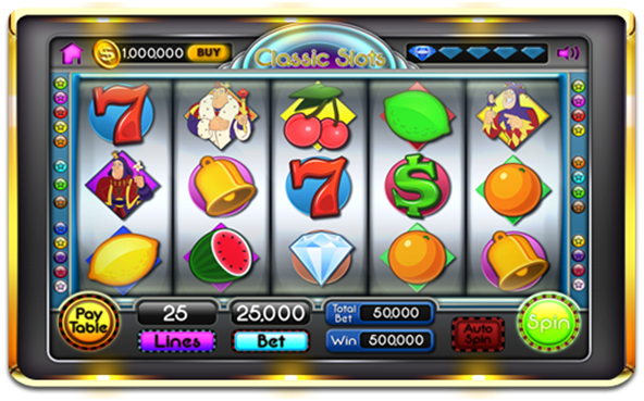 Slots King Game Features