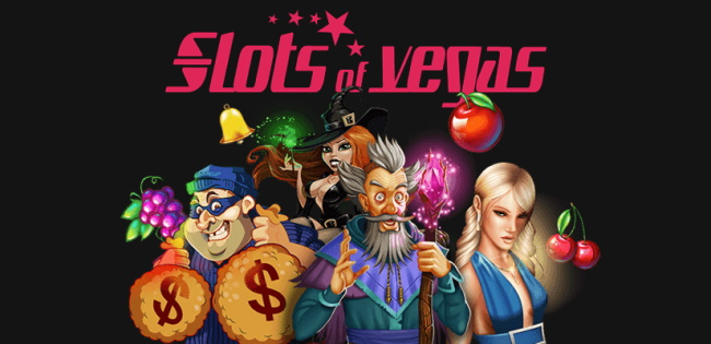 Slots of Vegas Casino App Mobile Bonuses