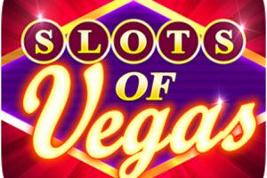 Slots of vegas app logo