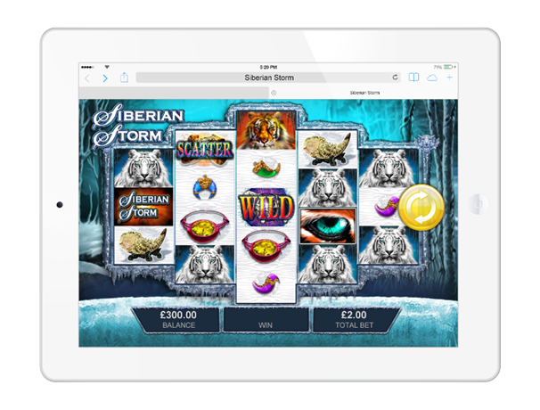 Slots for Tablet casinos