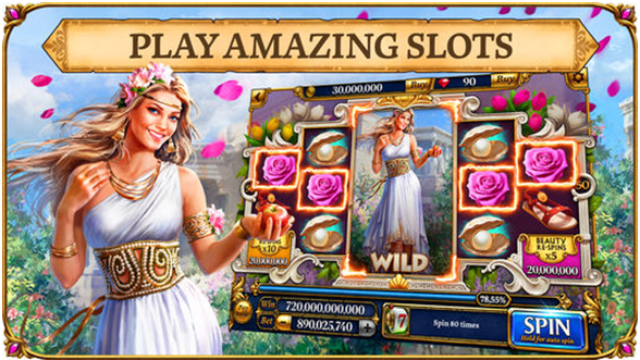 Slotsera casino slot machine