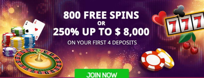 Standard Welcome Bonus 100% of first deposit up to €200 in FREE PLAY