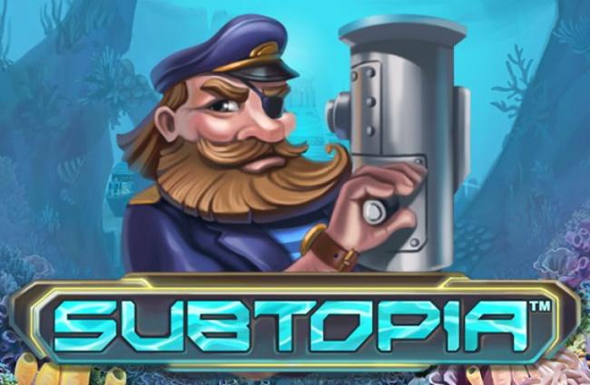 Subtopia by NetEnt