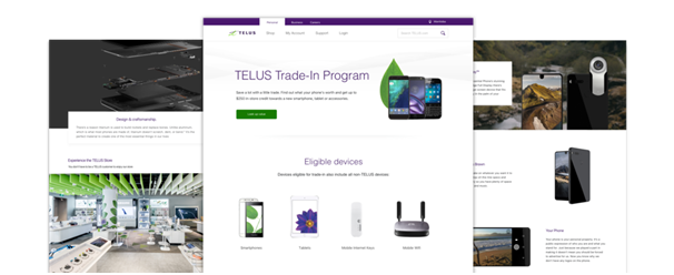 Trade in Program in Canada Mobile